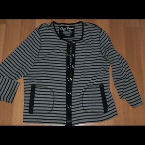 Sweaters - Gently Used Button Up Cardigan